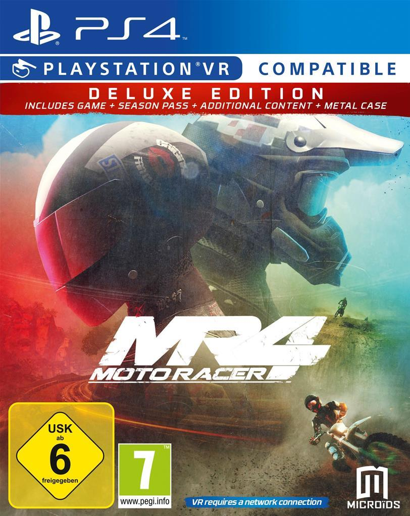 MotoRacer 4: Deluxe Edition - PSVR (PS4)
