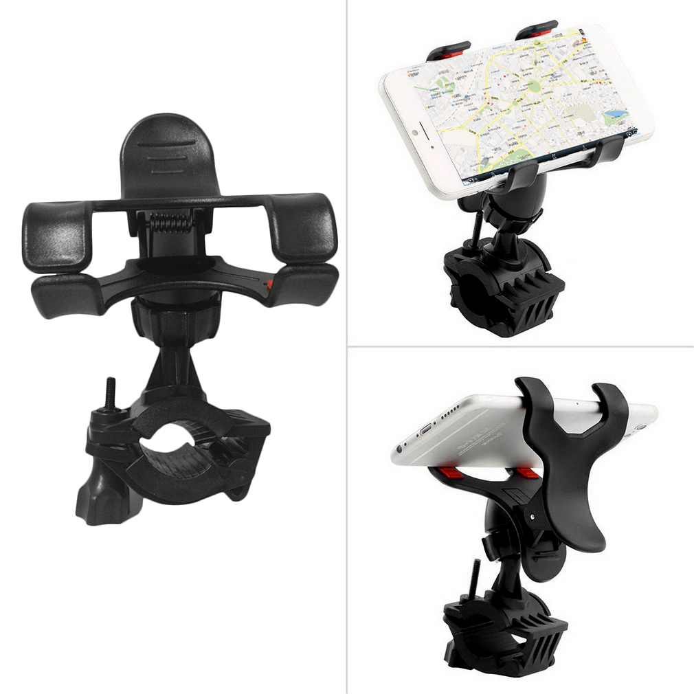 Motorcycle Bicycle MTB Bike Handlebar Mount Holder Universal For CellP..