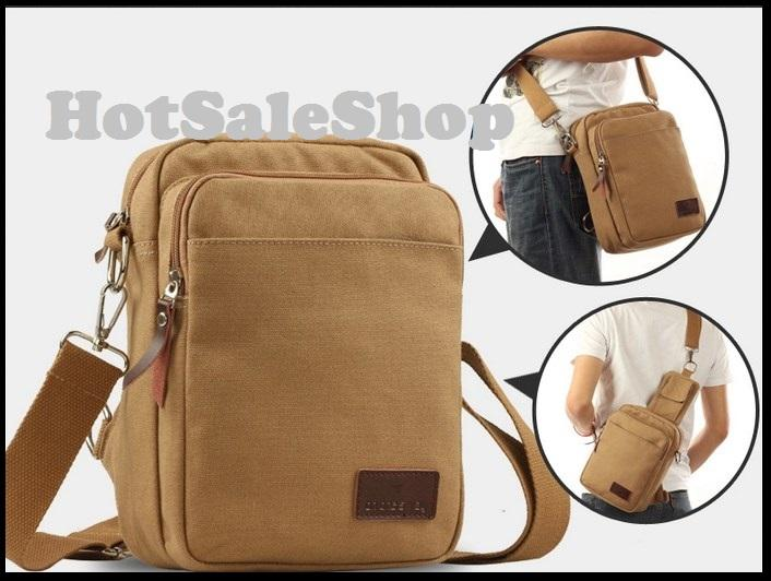 Moyyi Men Korean Shoulder Canvas Bag (end 9/18/2018 9:15 PM)