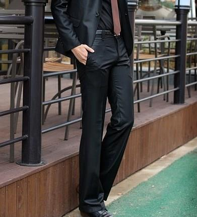 MPF02 Men Suit Formal Slim Fit Long Trouser Pants