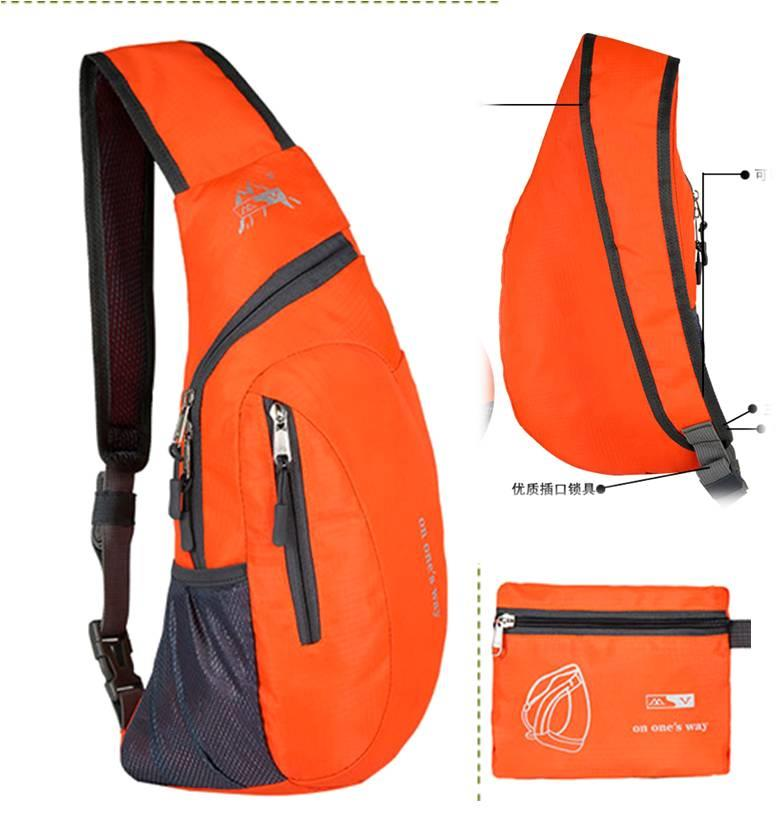 MSV Sport Bag/ Sling Bag/ Chest Bag/ Waterproof
