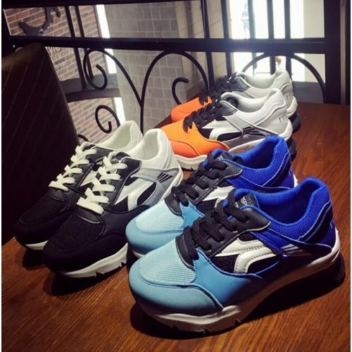 MT011725 Mixed Colors Breathable Casual Sports Shoes