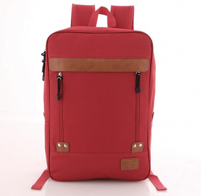 MT6123-Red  Handbag, Backpack, Laptop Notebook iPhone Tablet Beg