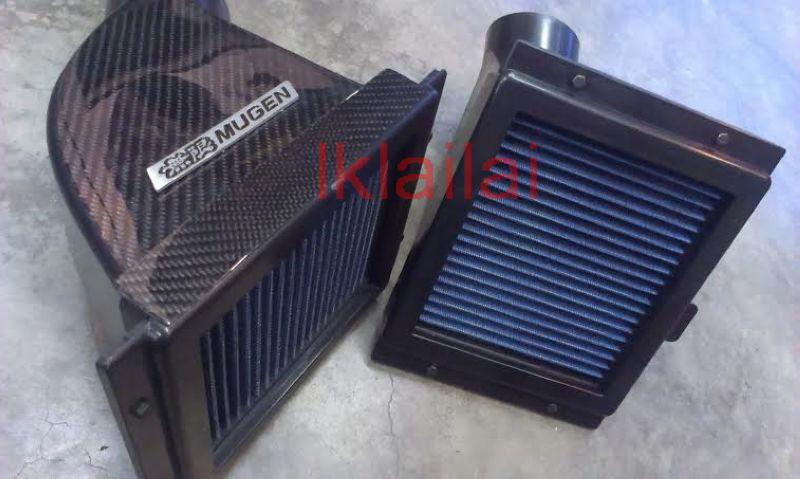 MUGEN Air Box Racing Air Intake Kit Carbon