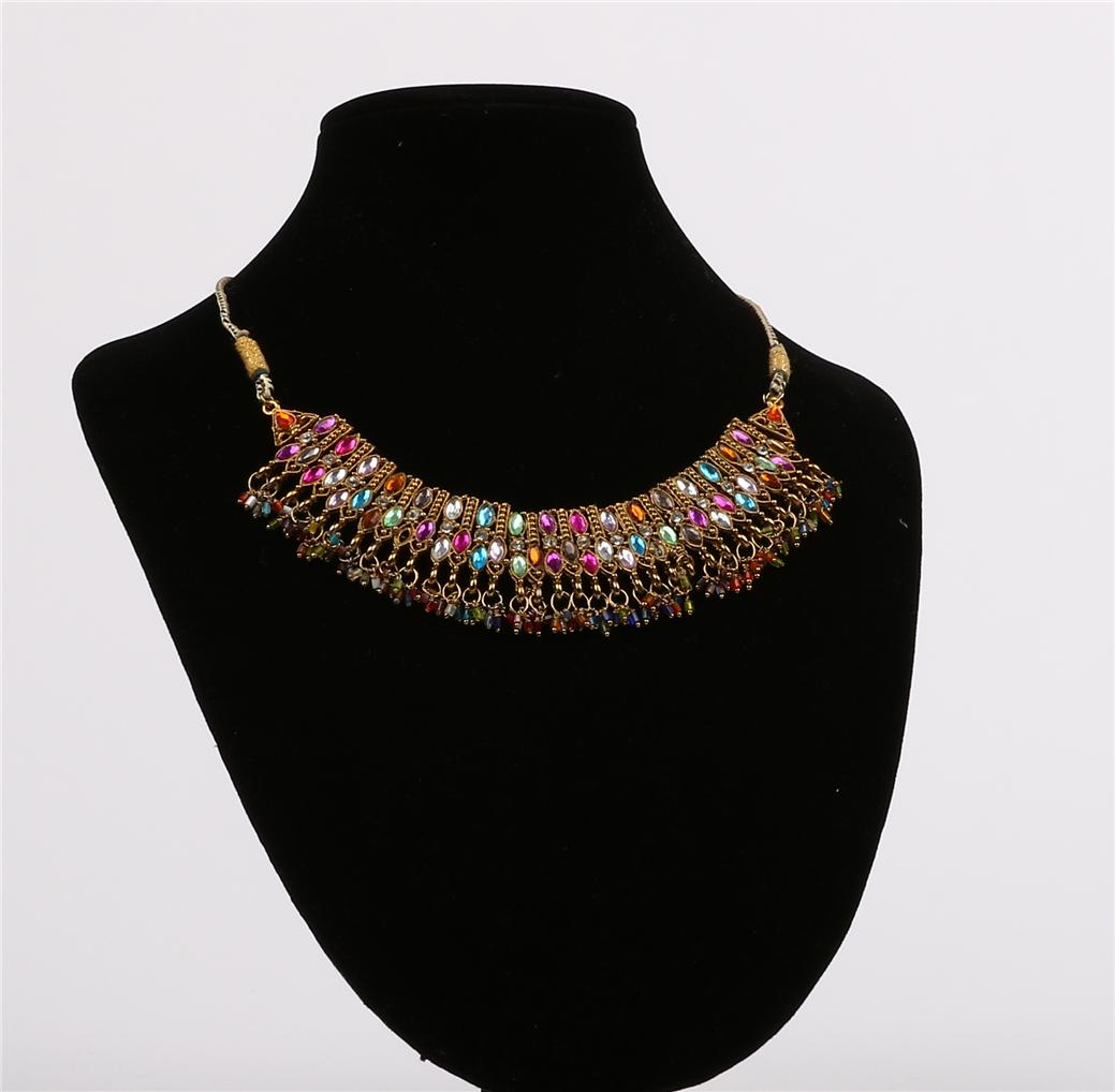 Multi Color Jewellery Set