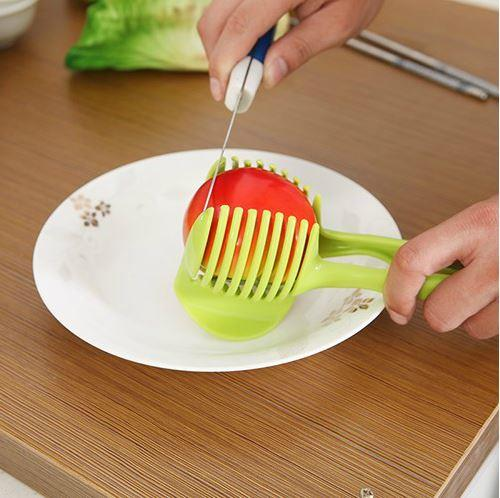 Multi Function Round Fruit Vegeteble Slicing Aid