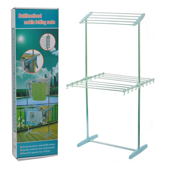 MULTIFUNCTIONAL 5855 MOBILE FOLDING RACK