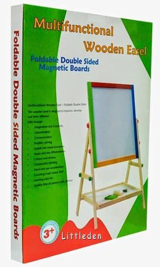 Multifunctional Wooden Easel