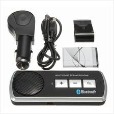 Multipoint Wireless Car Bluetooth Speakerphone Handsfree.