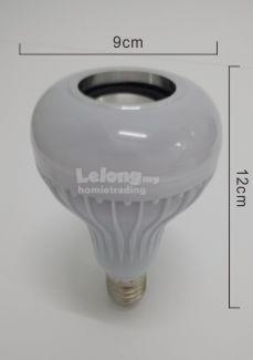 Musical LED Bulb & FREE holder