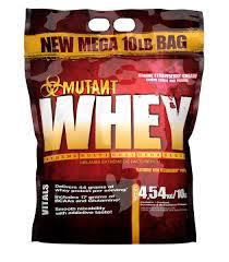 Mutant Whey 10Lbs Protein Powder