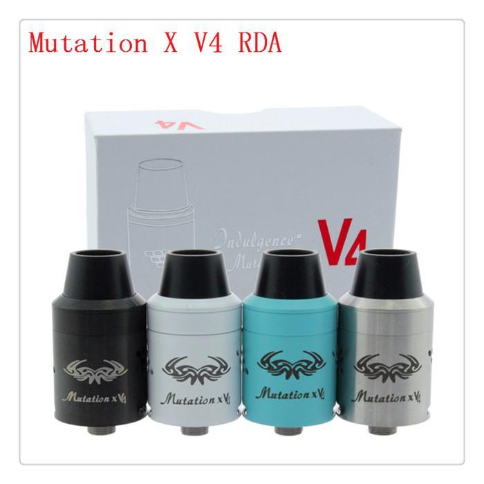 Mutation X v4 - RDA - Dripper - 1:1 Clone