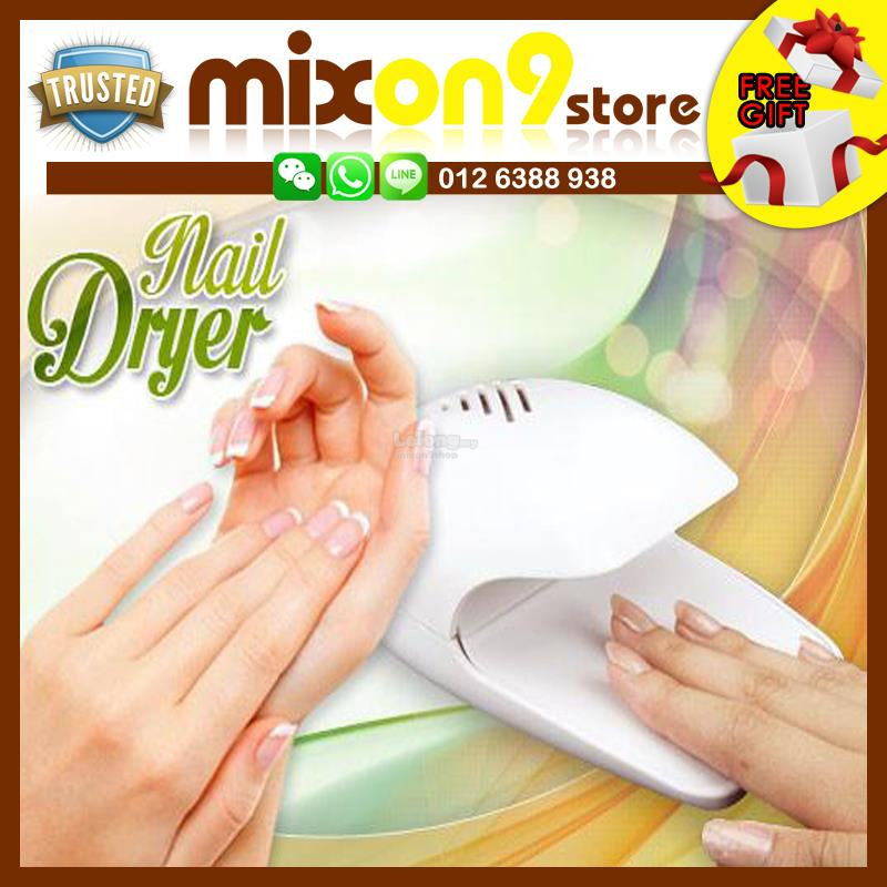 Nail Dryer Manicure Drying Machine Nail Art Tools Dryer