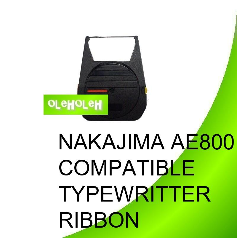 NAKAJIMA AE800 Compatible Typewriter Ribbon