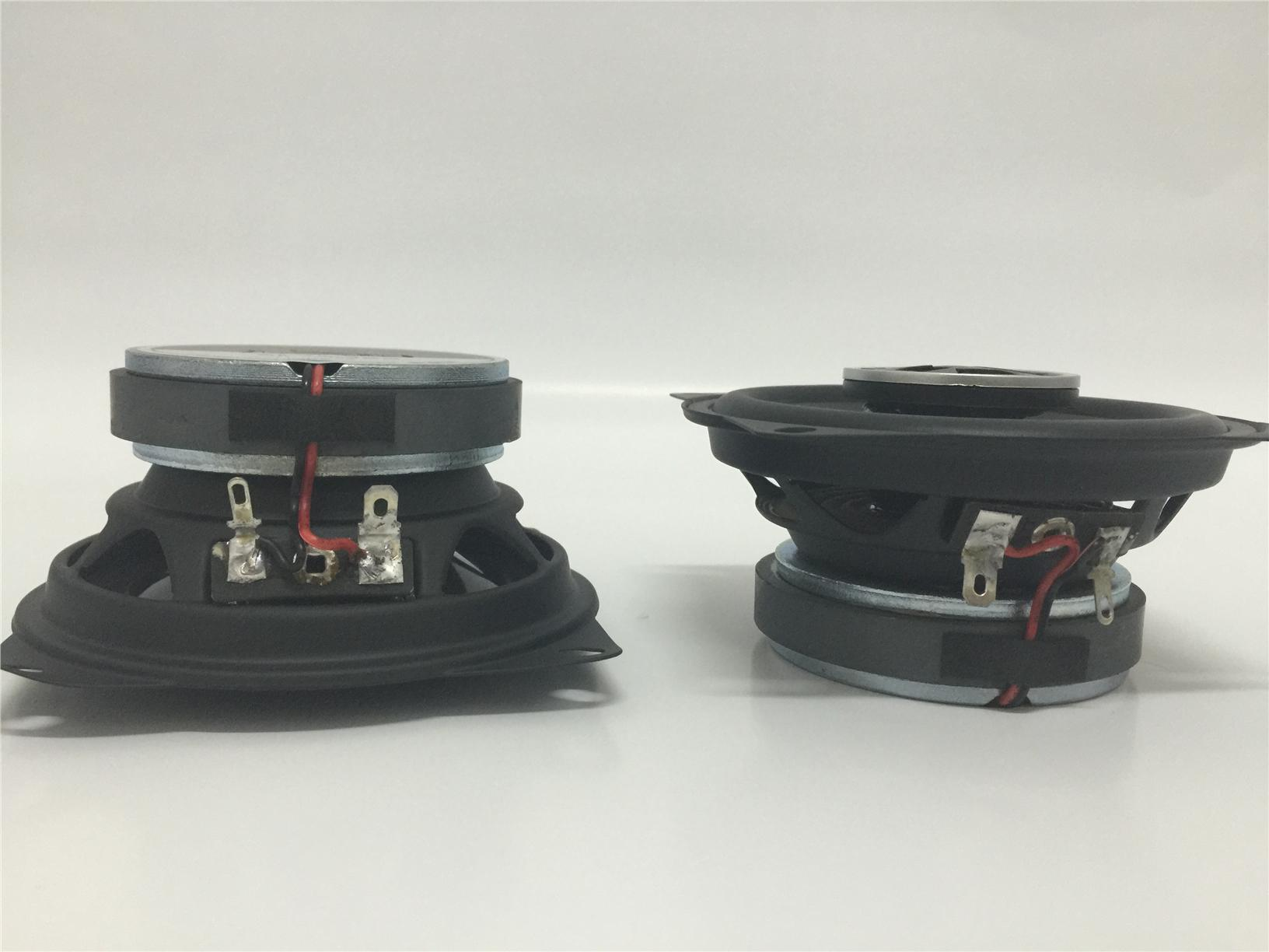 "NAKAMICHI SP-S1020  4"" 2 WAY PURE SOUND COAXIAL SPEAKER"