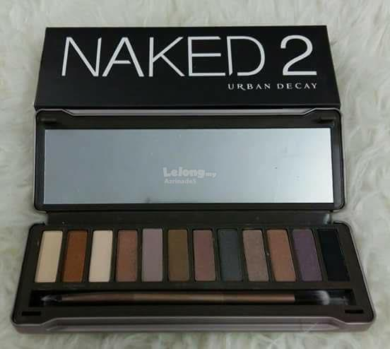 Naked 2 Urban Decay (12 Colours) Eyeshadow