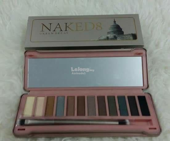 Naked 8 Urban Decay  (12 Colours) Eyeshadow