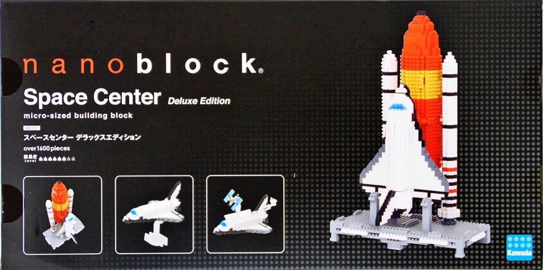 NANOBLOCK NB-017 Space Center Deluxe Edition