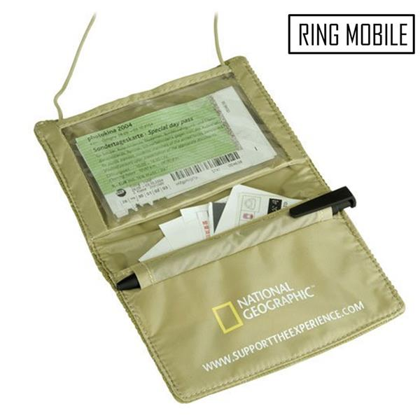 National Geographic Earth Explorer Collection Passport Cover - NG 9100