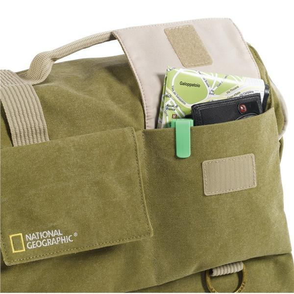 NATIONAL GEOGRAPHIC EARTH EXPLORER MEDIUM SHOULDER BAG NG 2476