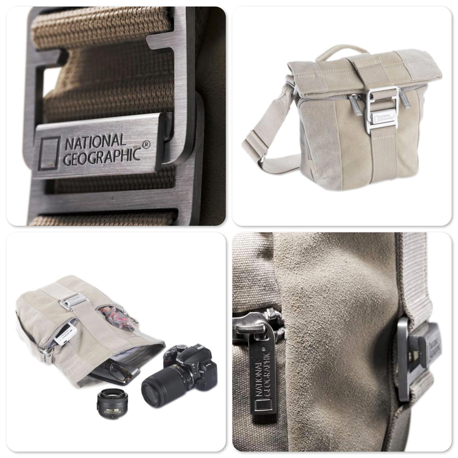 National Geographic NG P2025 Private Collection Medium Holster