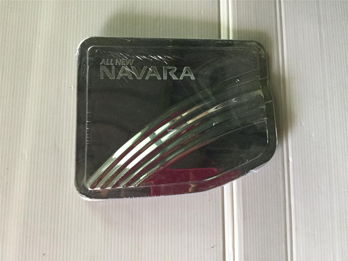 New Navara Tank Crome Cover (1PC)
