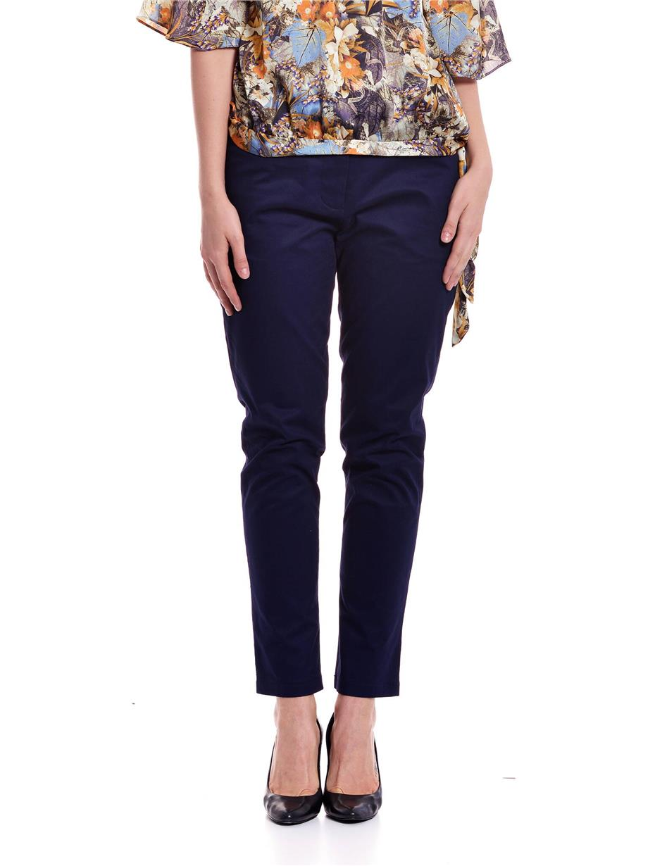 Navy Regular Stretch Pant