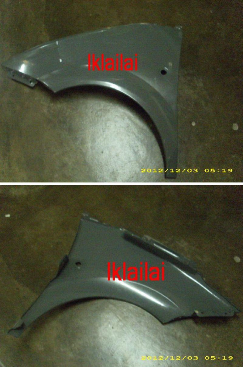 Naza Sutera Front Fender Original [Price per side]