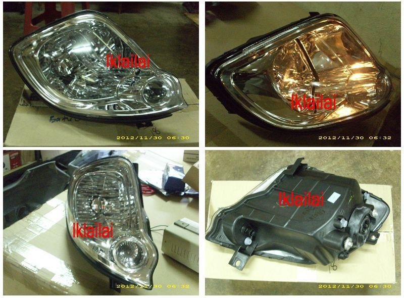 Naza Sutera Original Head Lamp [Price per Side]