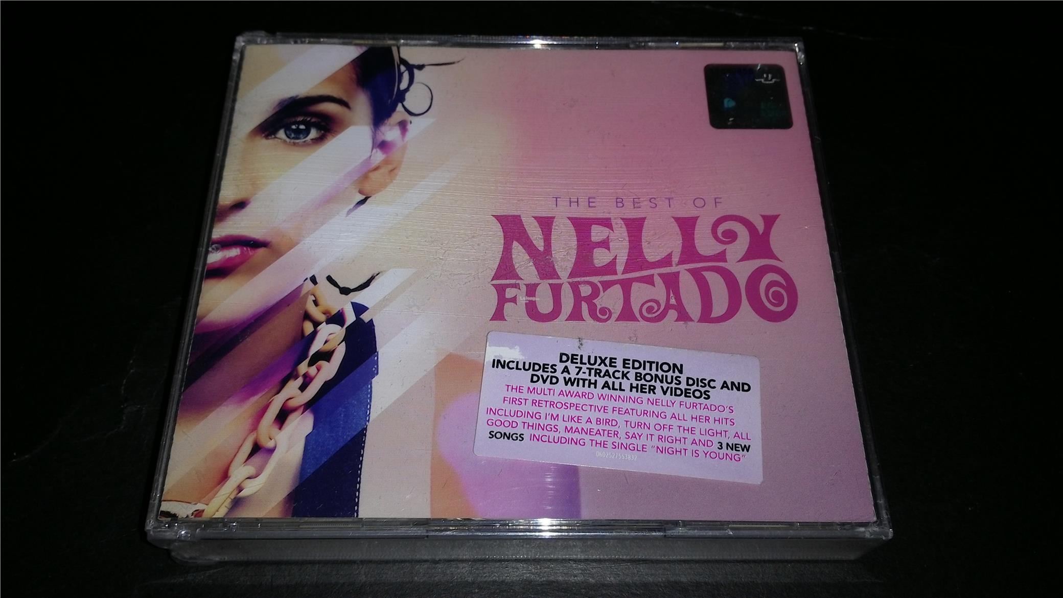 NELLY FURTADO - THE BEST OF...2CD + 1DVD