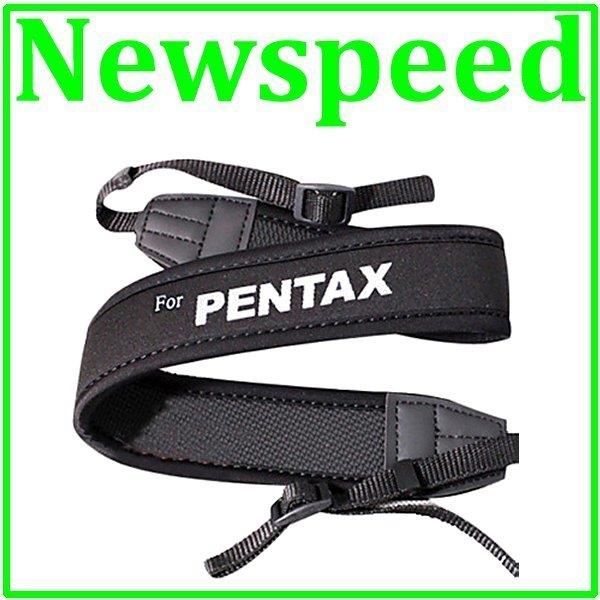 New Neoprene Soft Shoulder Neck Strap for Pentax DSLR Digital Camera