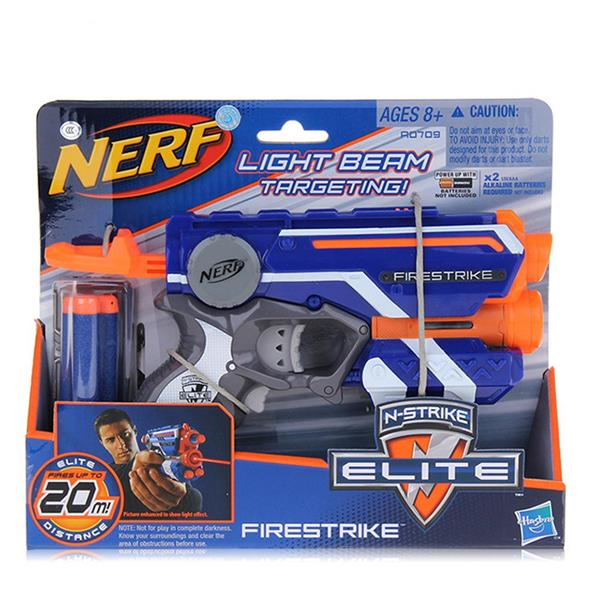 Nerf Firestrike light beam targeting (53378)
