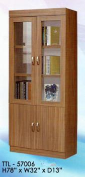 NiceHome furniture LIMITED SALE!! Bookcase cabinet model - 57006
