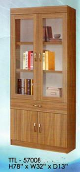 NiceHome furniture LIMITED SALE!! Bookcase cabinet model - 57008