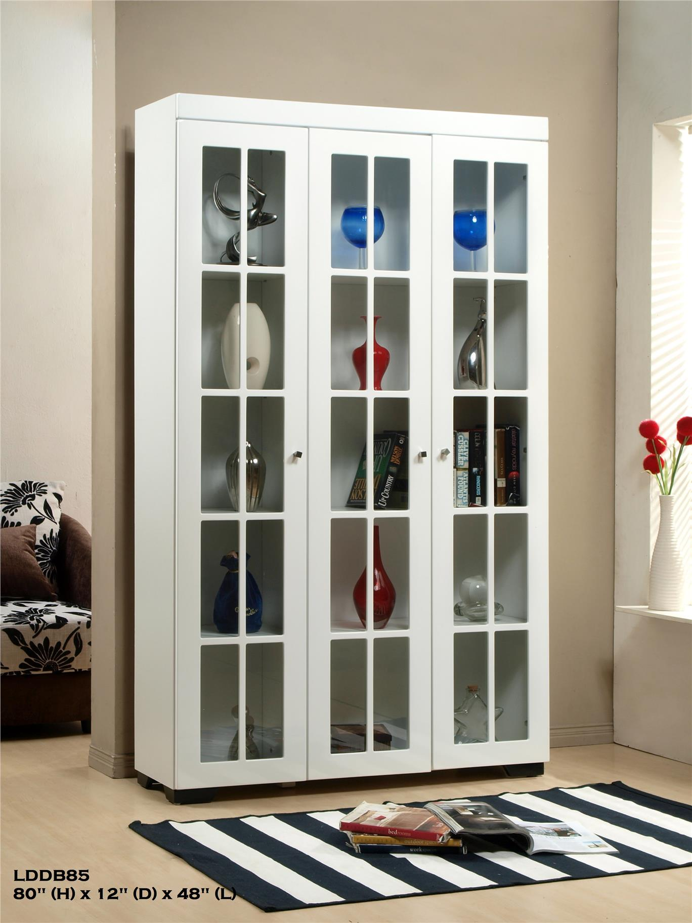 NiceHome furniture LIMITED SALE!! Bookcase cabinet model - LDDB85