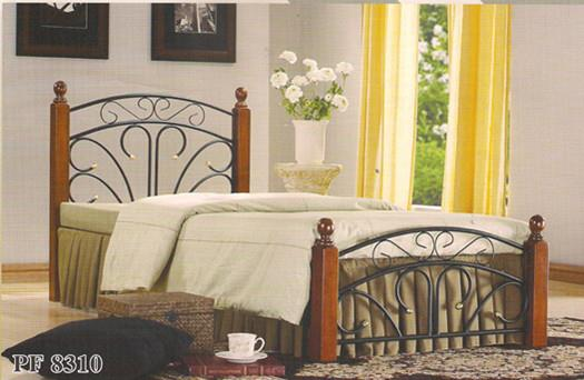 NiceHome Furniture LIMITED SALE SINGLE Bed katil besi - PF8310