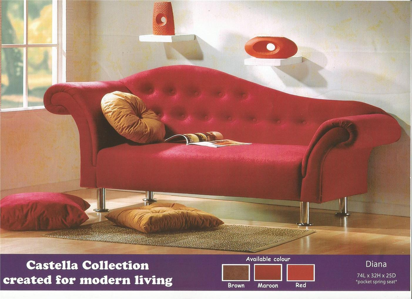 NiceHome furniture Special Offer 2seat sofa Model - DIANA