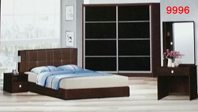 NiceHome furniture special offer 5pcs bedroom set model - 9996