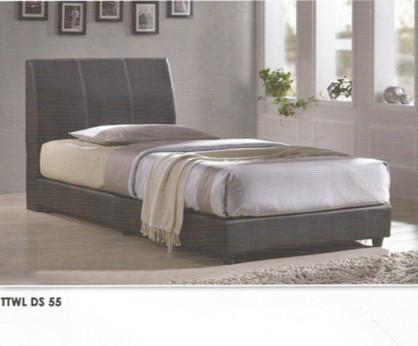 NiceHome furniture special offer divan Single 3''bed model-DS55