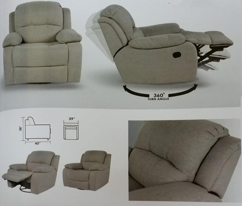 NiceHome great sale 1seat R sofa model - 2402