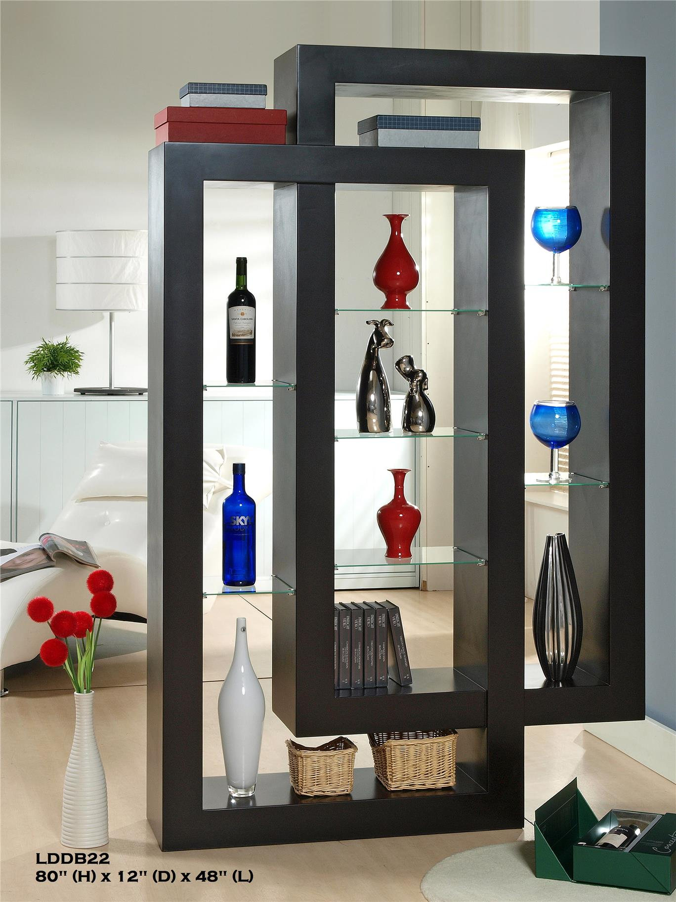 Nicehome LIMITED price hot item offer-offer!! DIVIDER CABINET-LDDB22