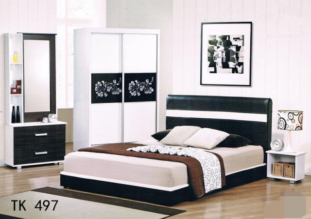nicehome Offer best price bedroomset model-TK497