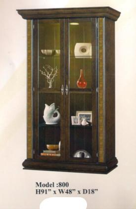 nicehome special offer price DISPLAY CABINET model-800