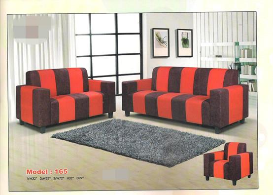 nicehome special offer price sofa1+2+3 model-165