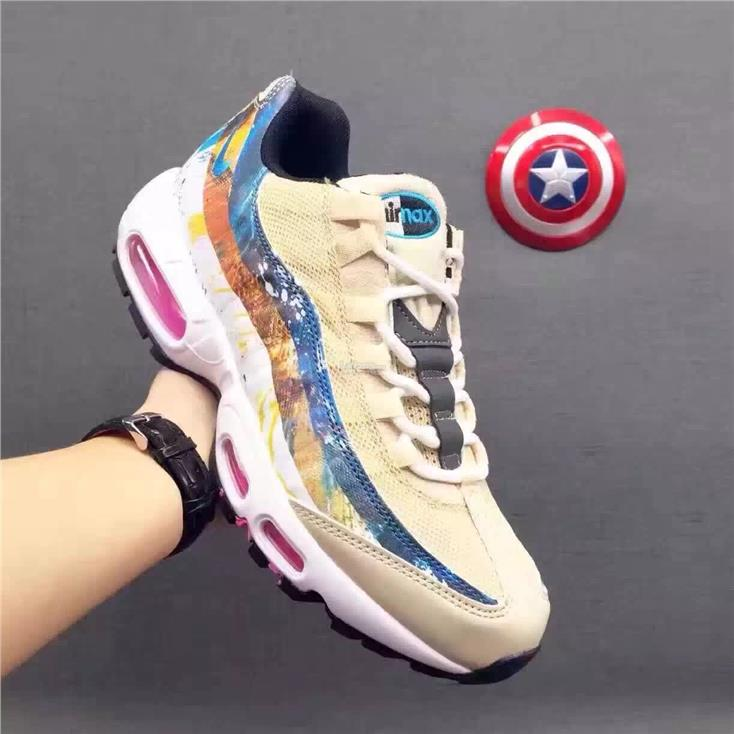 NIKE AIR MAX 95 LIMITED EDITION CODE 002