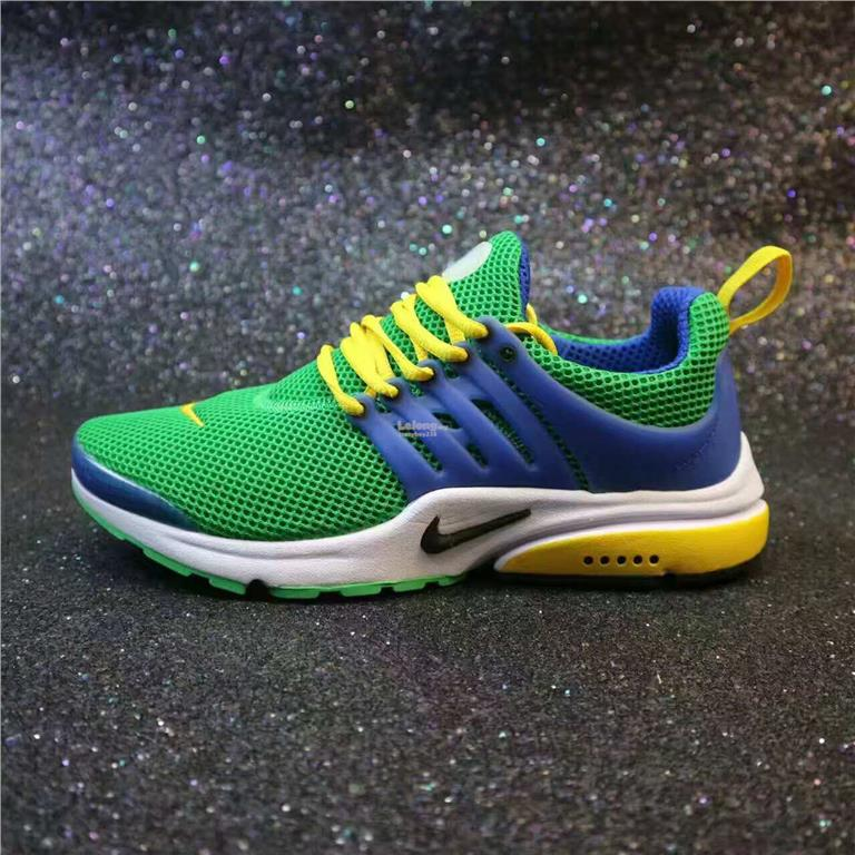 best loved d584f 8c1ce nike air presto yellow green