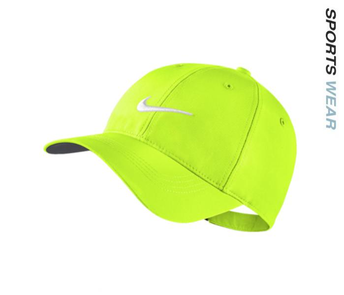 Nike Golf Legacy 91 Tech Cap - Volt -727042-702
