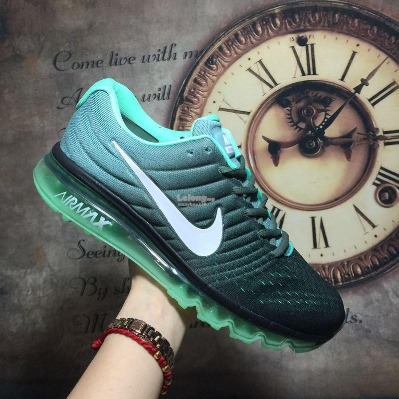 Nike Shoes Air Max 2017 Green