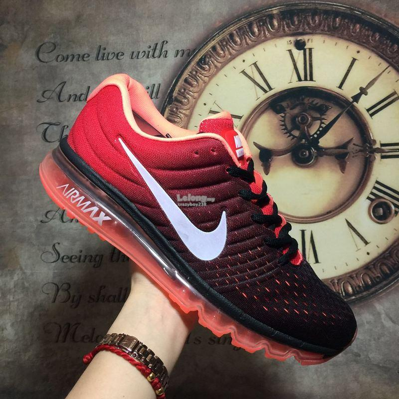 Nike Shoes Air Max 2017 Red