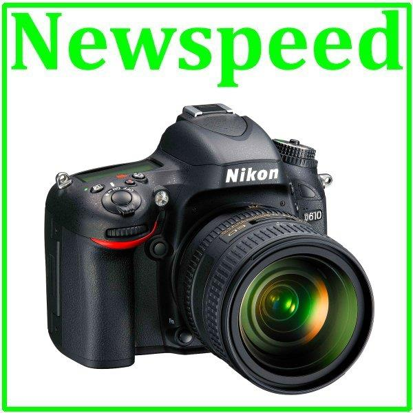 Nikon D610 + 24-85mm VR Lens Digital DSLR Camera New